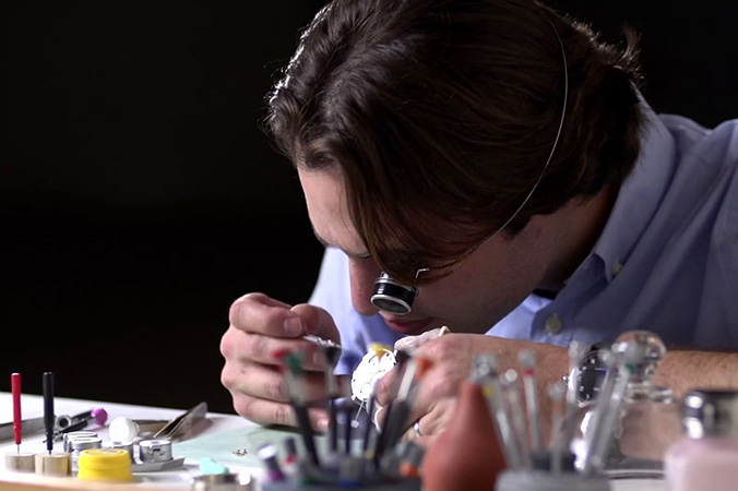 When to service a mechanical watch