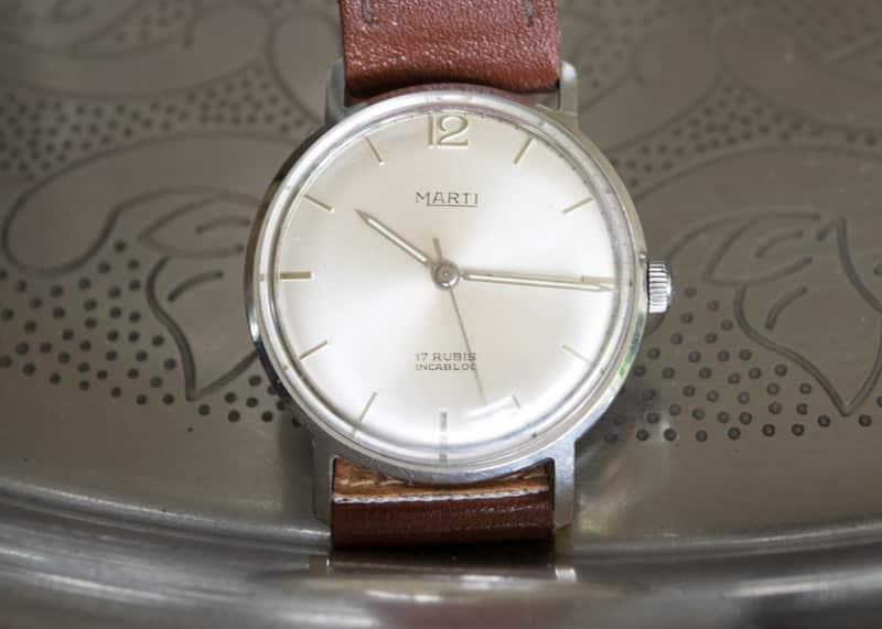 Marti watch