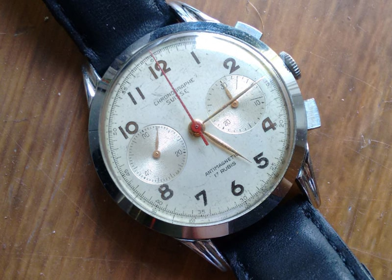 Only vintage watches