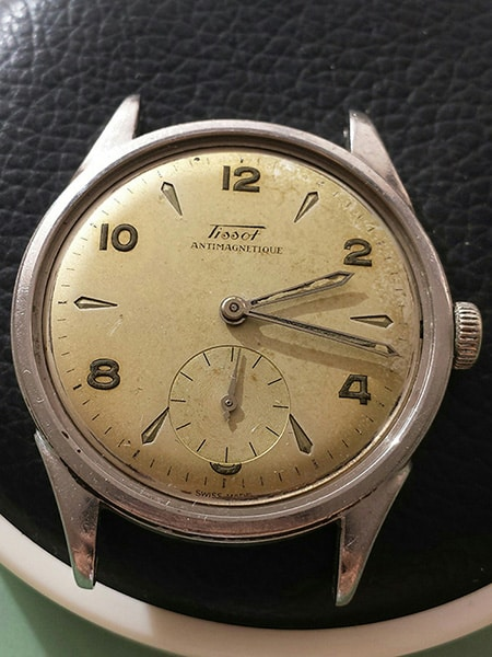 Tissot Antimagnetique