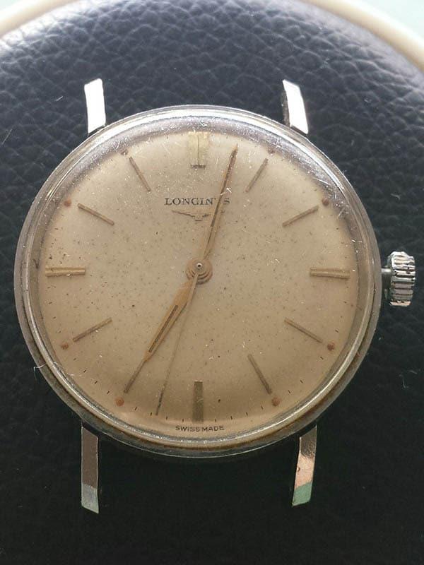 Longines dress watch