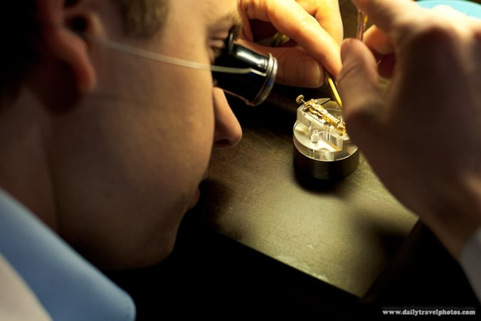 How to service your own watches