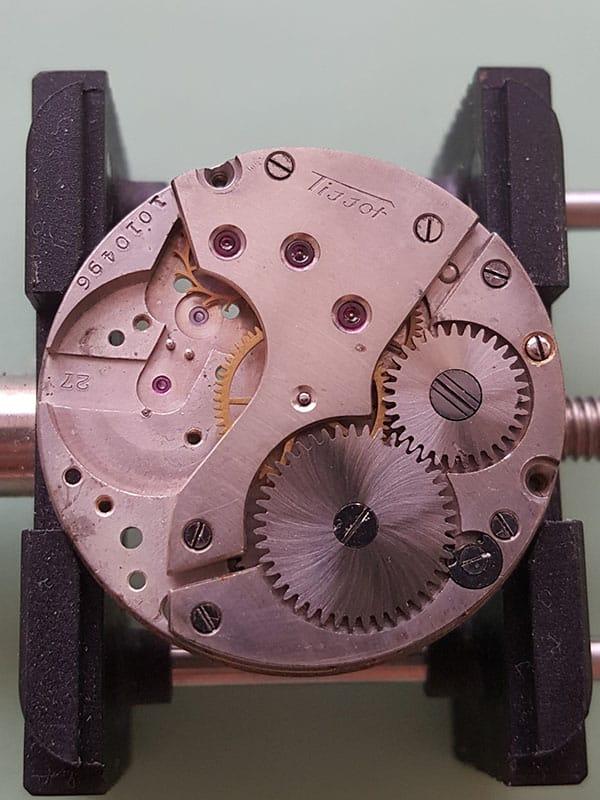 Tissot Antimagnetique cal. 27