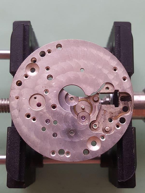 Tissot Antimagnetique Cal 27