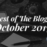 Best of the blogs October 2017