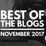 Best of the blogs November 2017