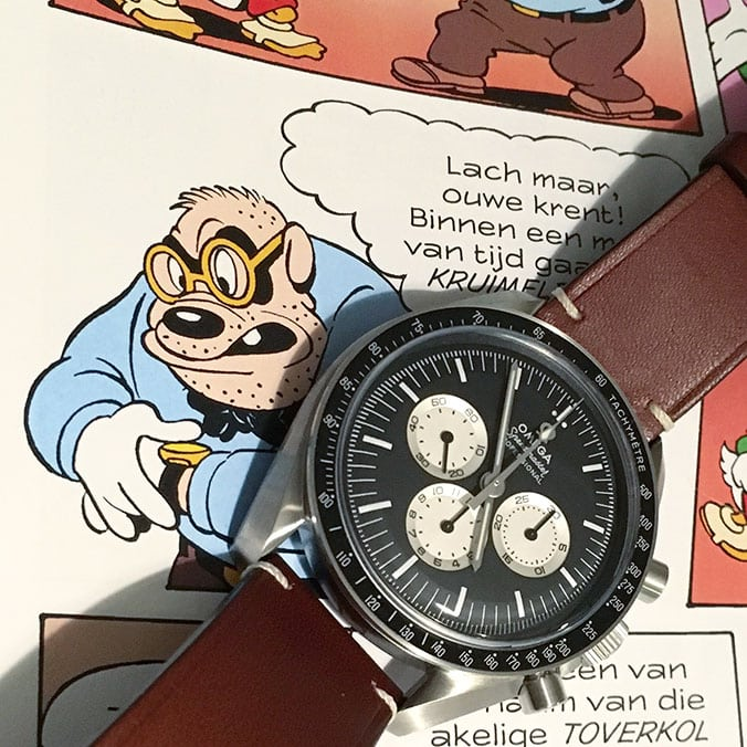 Interview Teun van Heerebeek Watches and Pencils