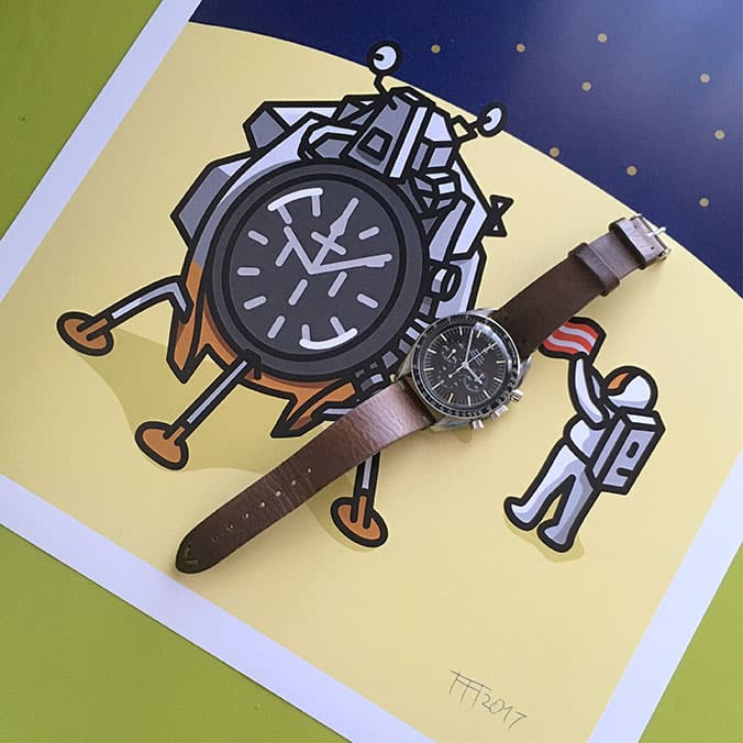 Interview with Teun from Watches and Pencils