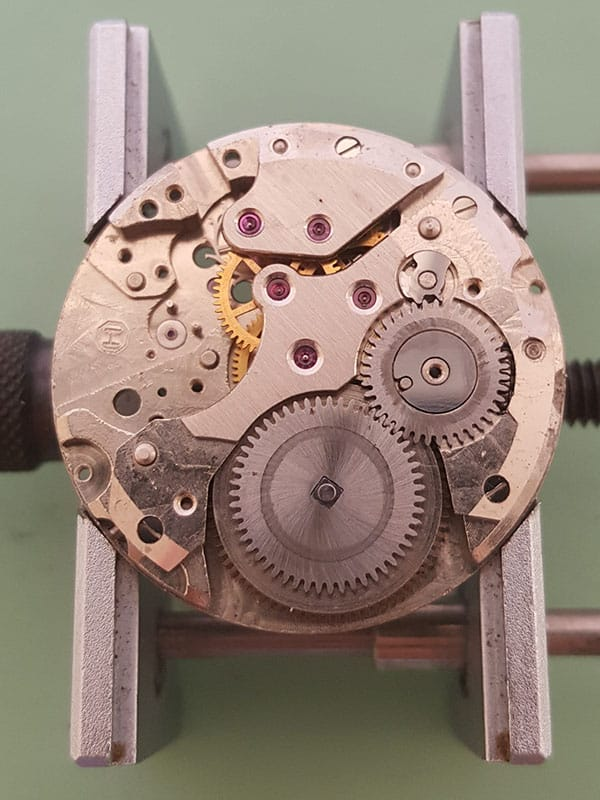 Helvetia with Helvetia 830 movement