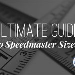 Ultimate guide to Omega Speedmaster sizes