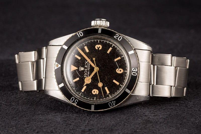 Rolex 6200 - Paul Altieri - Bob's Watches
