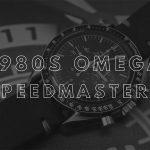 1980s Omega Speedmasters