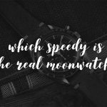 Which Omega Speedmaster is the real Moonwatch?
