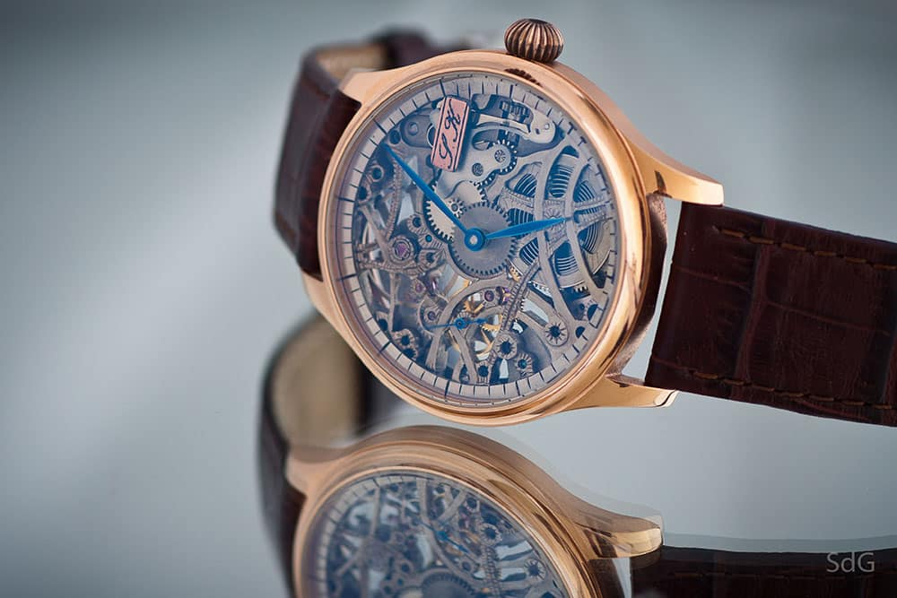 Interview with Stefan Ketelaars from Ketelaars watches