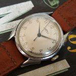1940s Roamer dress watch with MST 372 movement