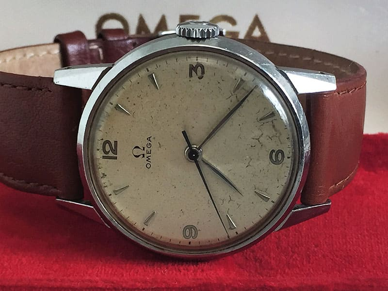 Trends in the vintage watch market - dress watches