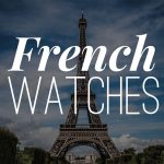 French watches