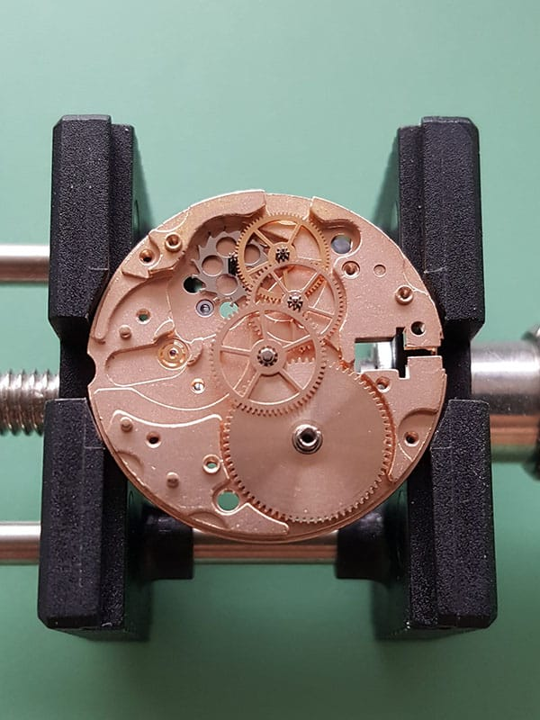 Omega with 625 movement