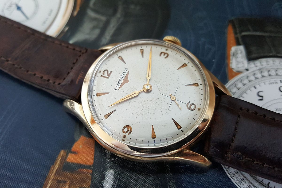 How to start a vintage watch selection
