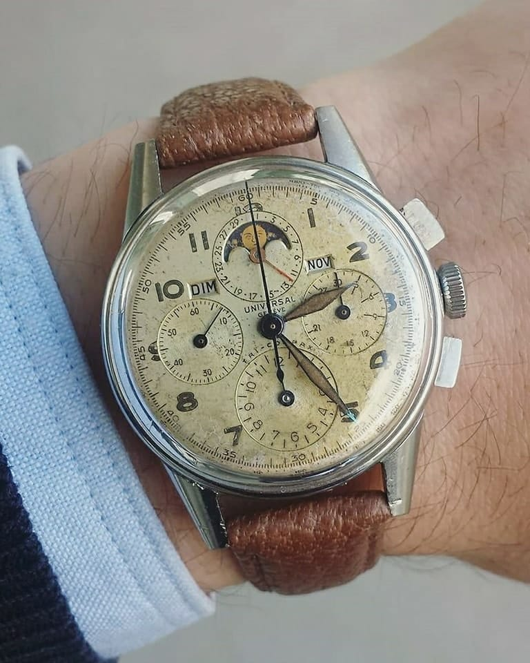 How to start a vintage watch collection