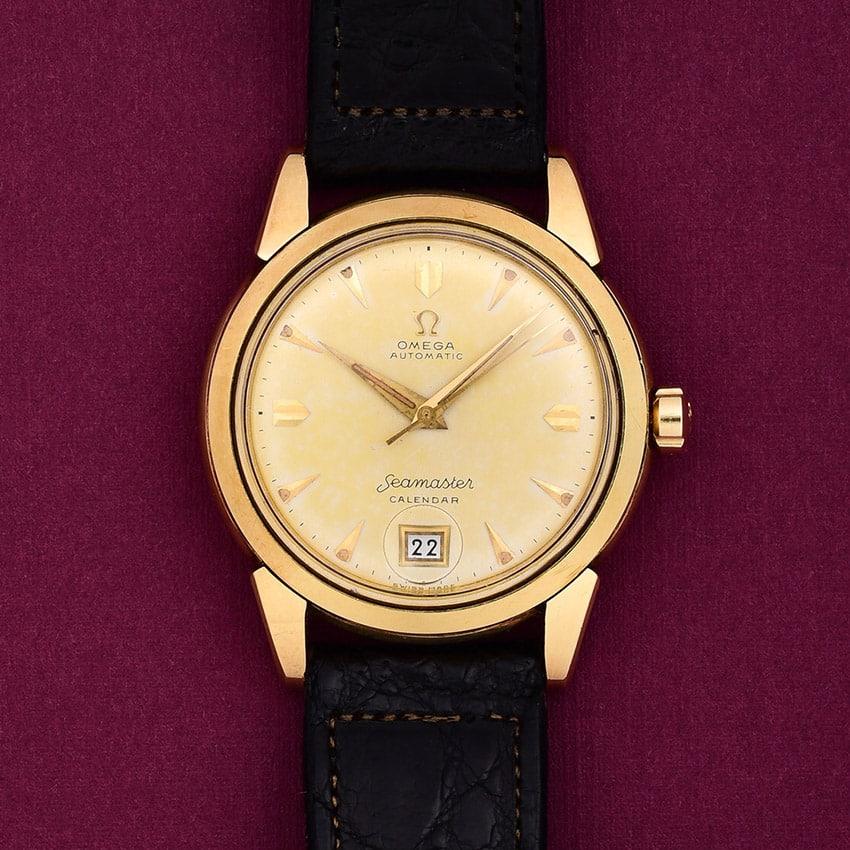 Vintage watch market 2019