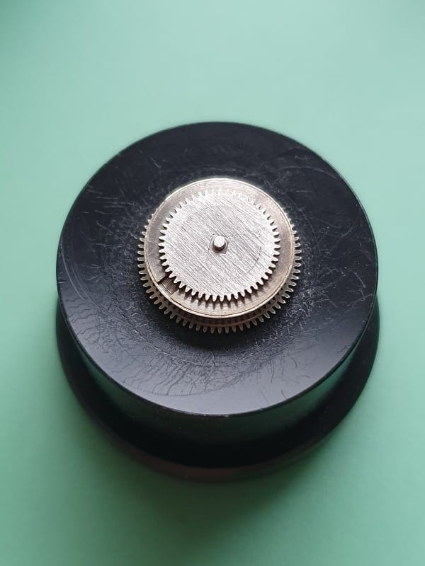 Barrel MST 360 with extra winding wheel
