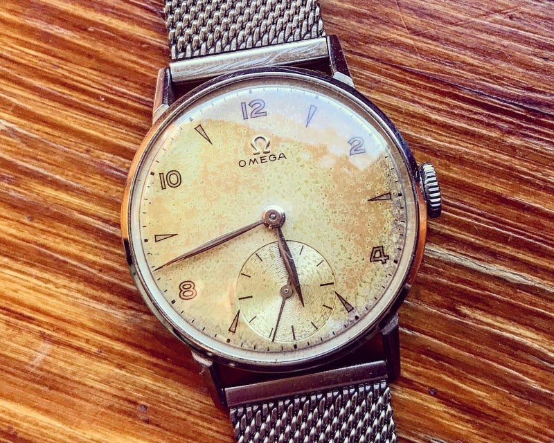 Omega 30T2 - why you need a large watch collection