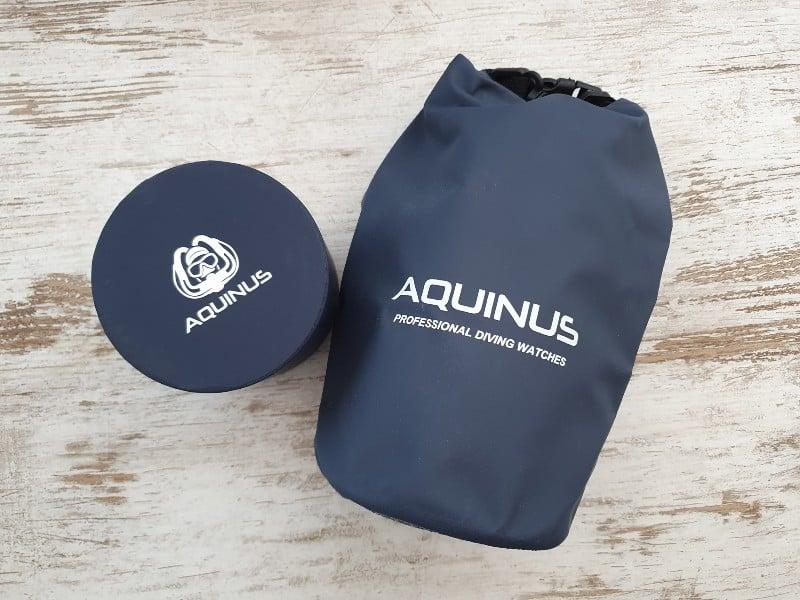 aquinus Hydrautica Tube and Waterproof bag